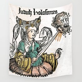 Judith and Holofernes Wall Tapestry