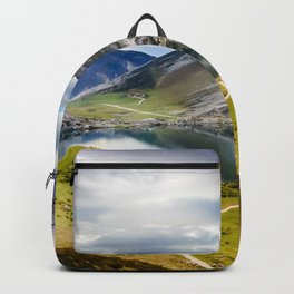 The Lakes of Covadonga, Enol Backpack