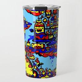 Slug City Travel Mug