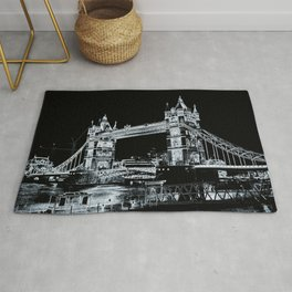Tower Bridge Art Rug