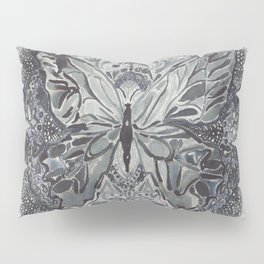 Butterfly lace Pillow Sham