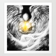 This Little Light of Mine Art Print
