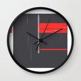 Expanding Cupboard Wall Clock