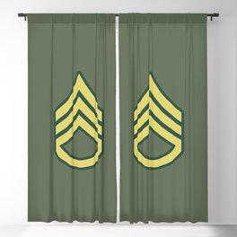 Staff Sergeant (OD Green) Blackout Curtain