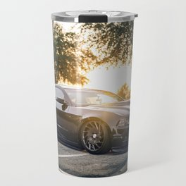 Muscle Car Travel Mug