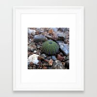 ombre Framed Art Prints featuring Ombre by aeolia