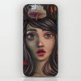 Beautiful Decay iPhone Skin