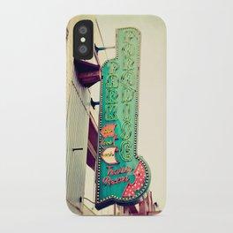 Paradise Park iPhone Case