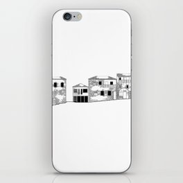 Traditional Settlement iPhone Skin