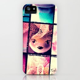 Sweet Doll iPhone Case
