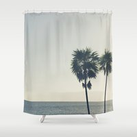 mexico Shower Curtains featuring Mexico 1 by Kimberly Blok