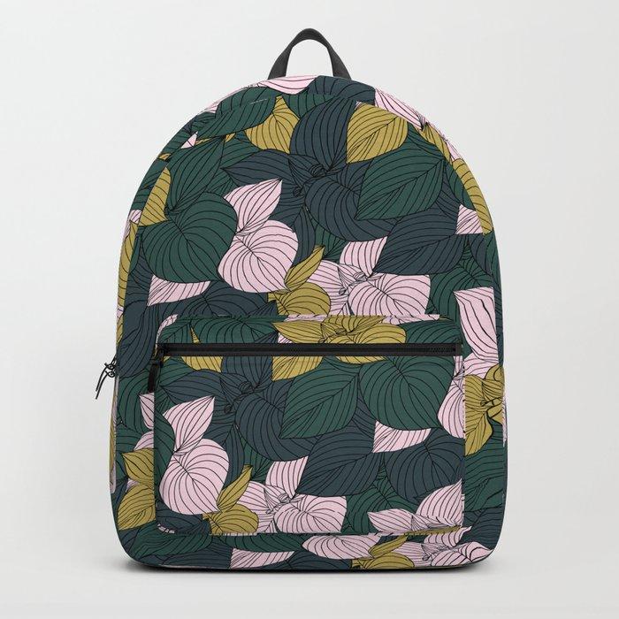Jungle Floral Backpack