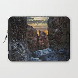 The Window - Big Bend National Park Laptop Sleeve
