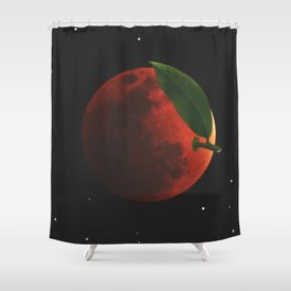 Bloody Moon 2018 Shower Curtain