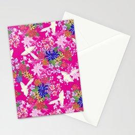 Tonde Iru Tori Stationery Cards