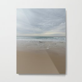 Serenity Shores #1 Metal Print
