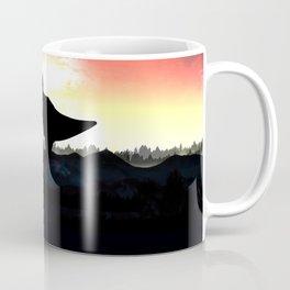 Time Paradox Coffee Mug