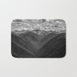 Hurricane Ridge, WA Bath Mat