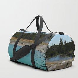 Amazing Hot Spring Colors Duffle Bag