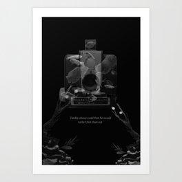 Daddy Series 2 Art Print