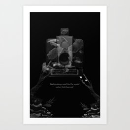 Daddy Series 2 Art Print