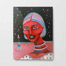 Celeste Metal Print