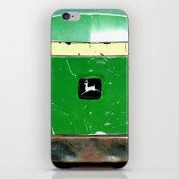 john green iPhone & iPod Skins featuring John Deere Green..... by LeeRay Flowers