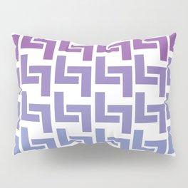 Monochromatic Purple L7 Pillow Sham