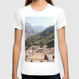 Morning in Montenegro T-shirt