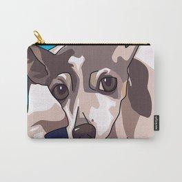 Jasmine Dog Carry-All Pouch