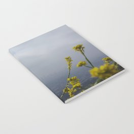 Sea of Yellow Notebook