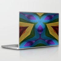 totem Laptop & iPad Skins featuring Totem by RingWaveArt