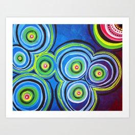 fractals 2 Art Print