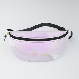 Morning Dew on the Petals Fanny Pack