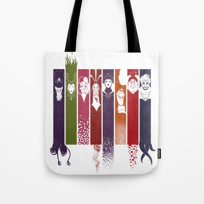 Disney Villains Tote Bag