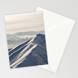 Talkeetna Mountains Stationery Cards