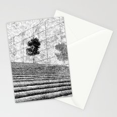 Fingerprint - Stairway Stationery Cards