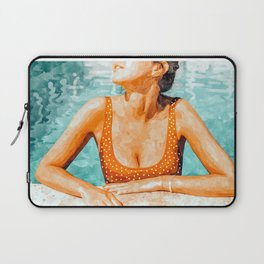 Mi Bebida Por Favor #painting #summer Laptop Sleeve