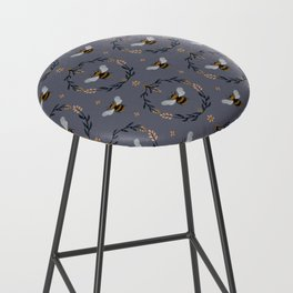 Ode to the Bumblebee Bar Stool