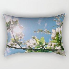 this colors --- love Rectangular Pillow