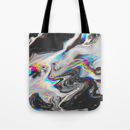 CONFUSION IN HER EYES THAT SAYS IT ALL Tote Bag