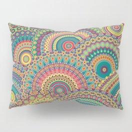 Millefiori Mandala Pillow Sham