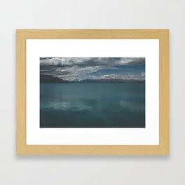 Aoraki Framed Art Print