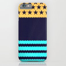 My US Flag & Jeans Slim Case iPhone 6s