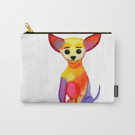 psicodelia dog Carry-All Pouch