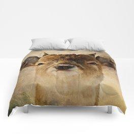 Little antlers Comforters