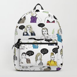 Real Housewives Drinking Backpack