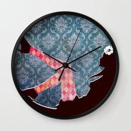 Glassball Vintage Wall Clock