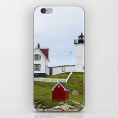 Cape Neddick Lighthouse iPhone & iPod Skin