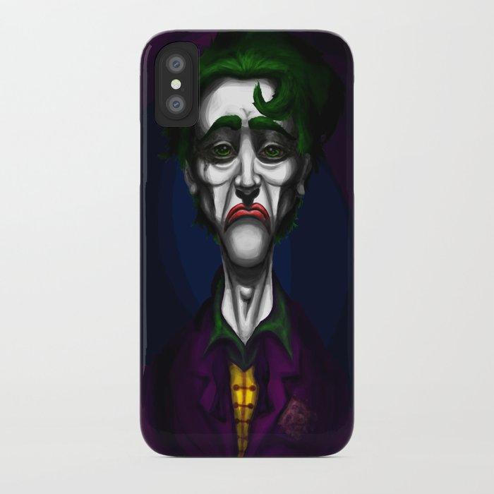Sad Joker iPhone Case